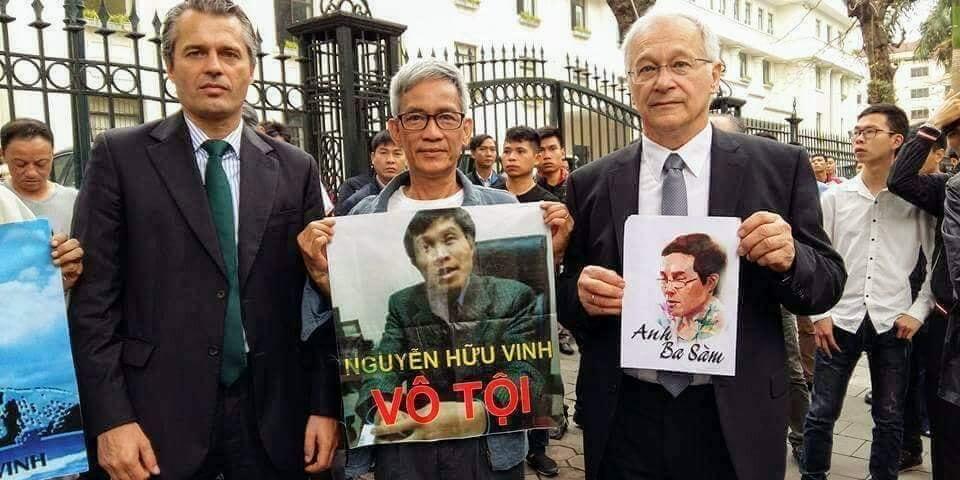 Nhà báo Võ Văn Tạo tố cáo bộ công an bắt giữ độc đoán ở Hà Nội
