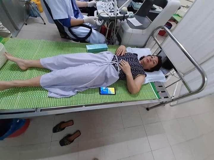 Nhà hoạt động chống BOT bẩn bị công an Sóc Sơn đánh đập đến động thai
