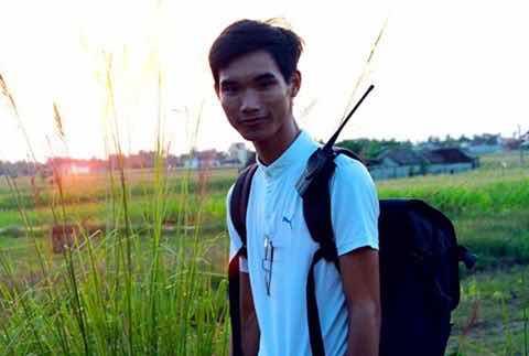 TNLT Nguyễn Văn Hoá bị biệt giam 10 ngày sau khi bị quản giáo đánh đập