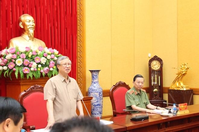 Trần Quốc Vượng: ứng cử viên nặng ký chức tổng bí thư?