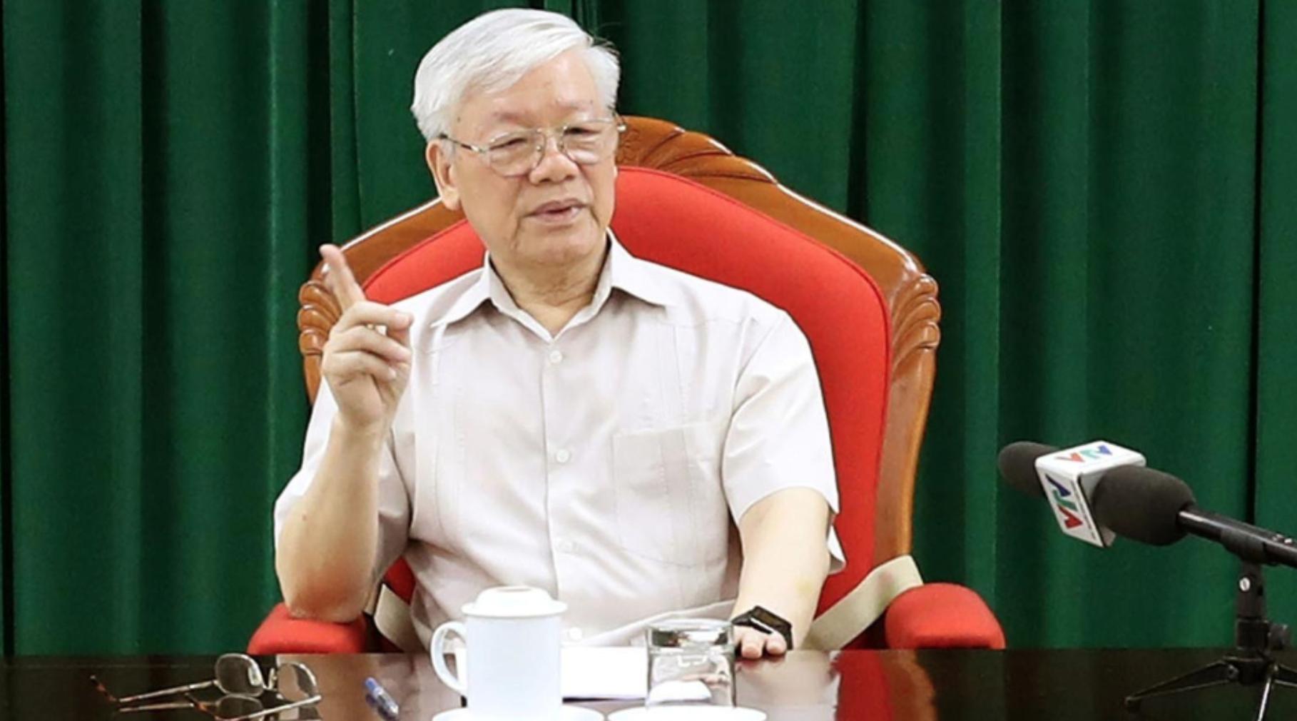 Bất thường quanh ông Nguyễn Phú Trọng (Phạm Trần)