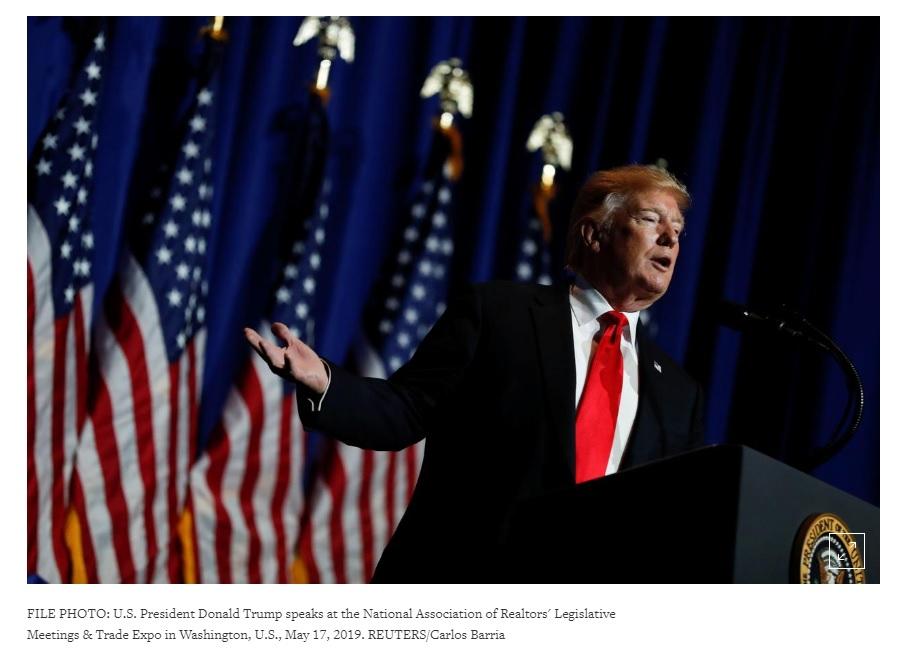 Tổng thống Trump đăng tweet đe dọa Iran khi hai nước gia tăng căng thẳng