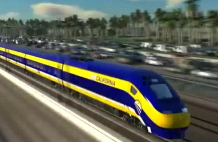 California khởi kiện chính quyền Trump rút lại ngân sách dự án hỏa xa cao tốc