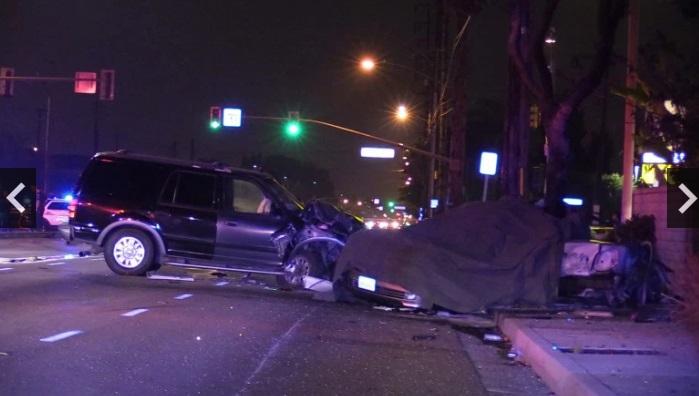 Một phụ nữ 24 tuổi thiệt mạng trong một tai nạn xe ở thành phố Garden Grove