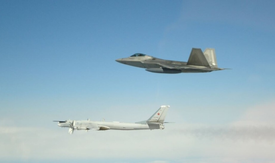 Không quân Hoa Kỳ ngăn chặn chiến đấu cơ Nga ngoài khơi Alaska
