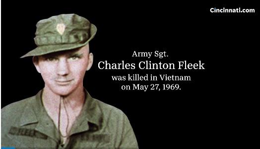 Cựu chiến binh trong chiến tranh Việt Nam tưởng nhớ đồng đội hy sinh