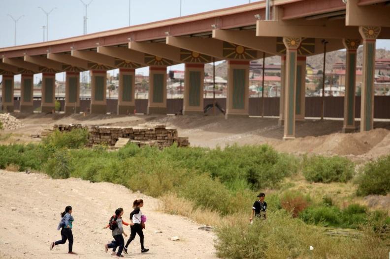 Số lượng người bị bắt giữ hàng tháng ở biên giới Hoa Kỳ đạt kỷ lục kể từ 2007