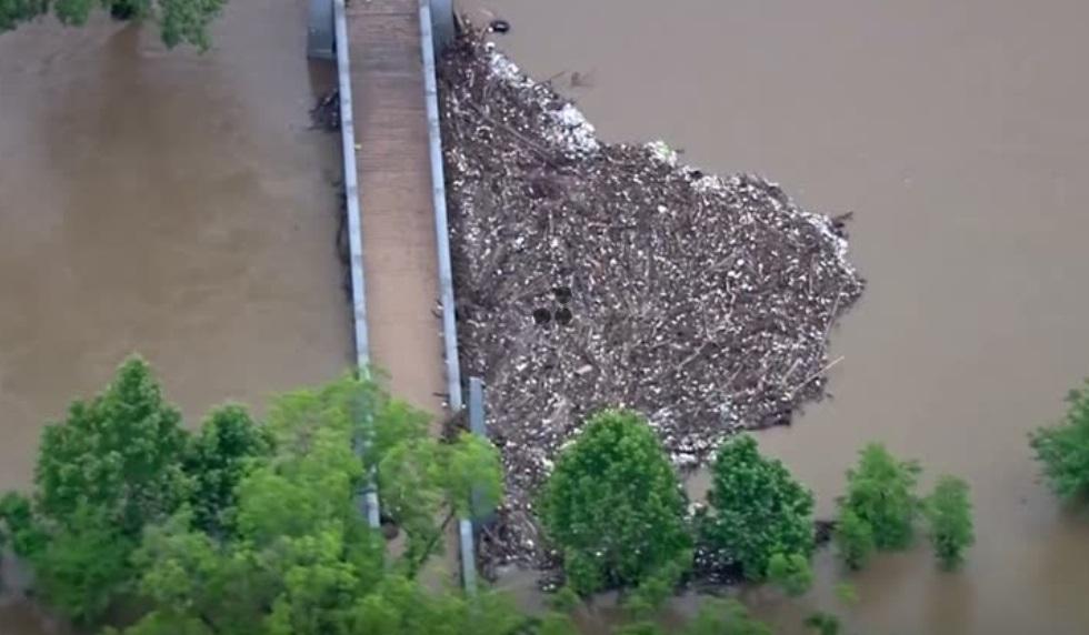 Khuyến cáo lũ lụt được ban hành khi mưa lớn hoành hành ở Lousiana và Mississippi