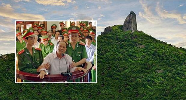 Tù nhân Phan Văn Thu ốm nặng trong tù