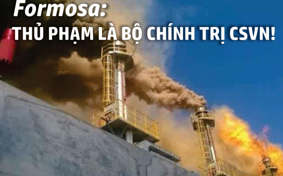 Chất thải nguy hại của Formosa được bán như hàng hóa tại Việt Nam