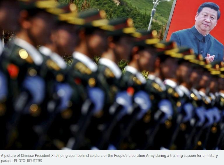 """Sáng kiến """"Một Vành Đai, Một Con Đường"""" giúp Trung Cộng xây thêm căn cứ quân sự"""