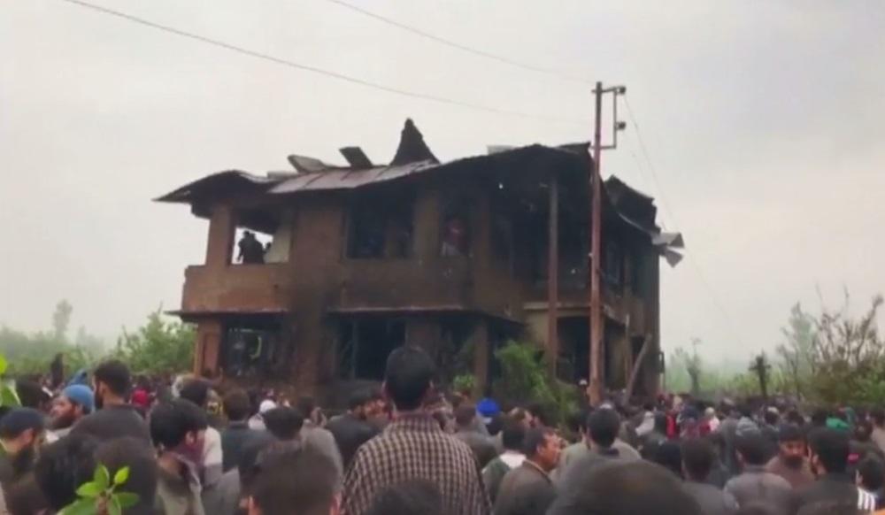 Ấn Độ giết chết thủ lĩnh liên kết với Al Qaeda tại Kashmir