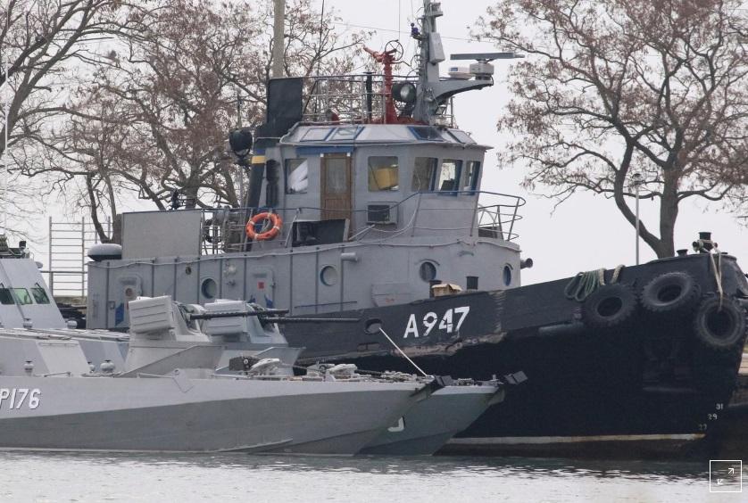 Tòa án hàng hải quốc tế tuyên bố Nga phải thả những thủy thủ Ukraine bị giam giữ
