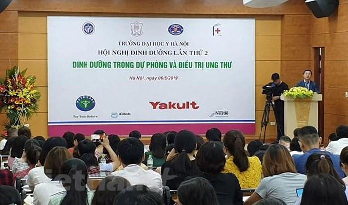 Nhiều bệnh nhân ung thư Việt Nam chết vì suy dinh dưỡng, không phải vì khối u