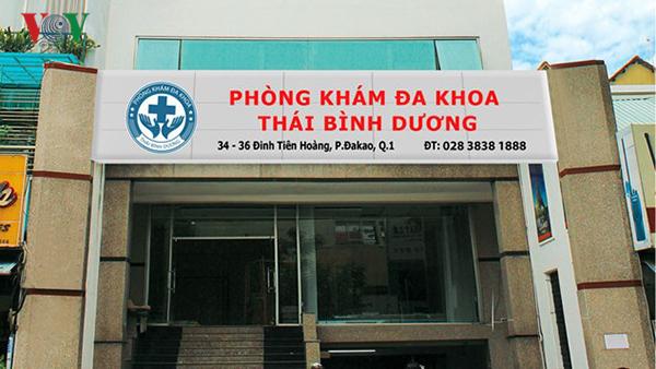 Phòng khám Trung Cộng bị tố cáo lừa bệnh nhân nhưng vẫn hoạt động