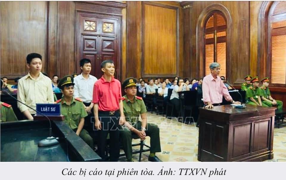 Ông Michael Phương Minh Nguyễn bị kết án 12 năm tù giam