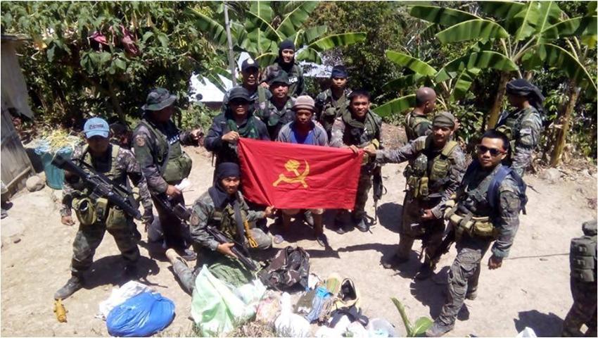 Du khách Việt Nam bị nhóm khủng bố cộng sản Philippines tấn công