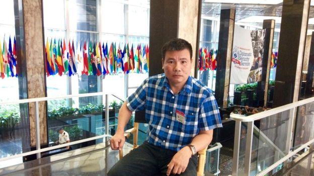 LHQ: cảnh sát Hoàng Gia Thái đã bắt giữ Trương Duy Nhất và trao cho mật vụ CSVN