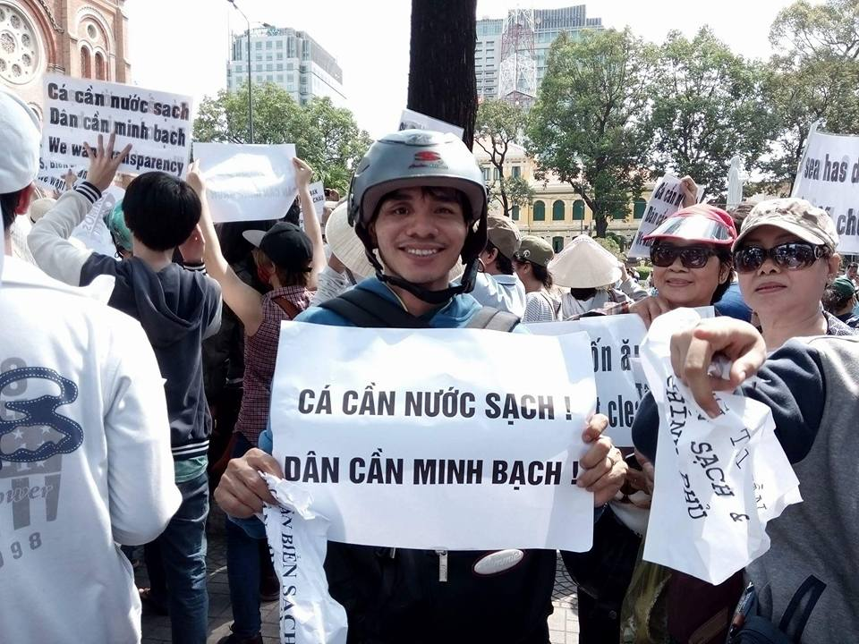 HRW kêu gọi CSVN phóng thích nhà hoạt động Nguyễn Ngọc Ánh