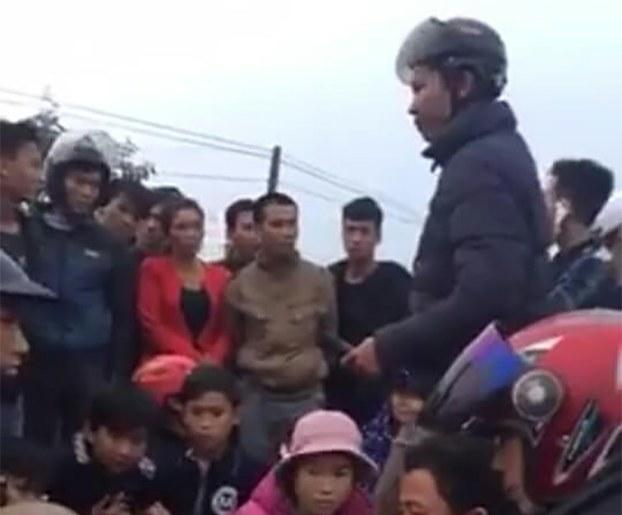 Người Việt Nam biểu tình phản đối Formosa bị Hoa Kỳ trục xuất