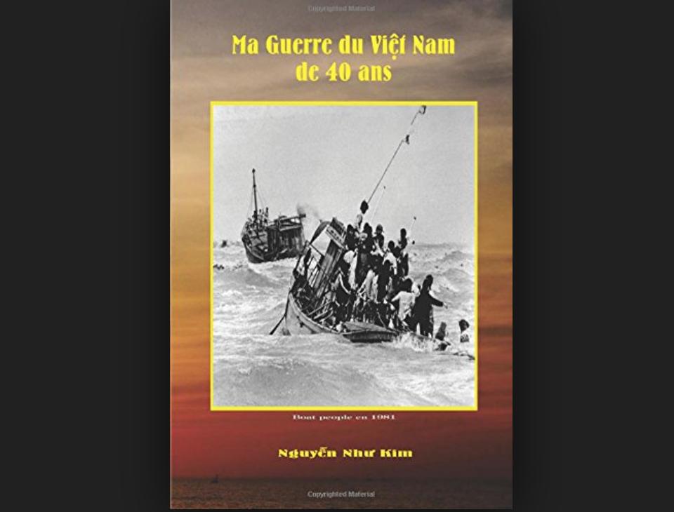 """Tác giả Nguyễn Như Kim phát hành cuốn """"Cuộc chiến Việt Nam của tôi"""" (1941-1981)"""