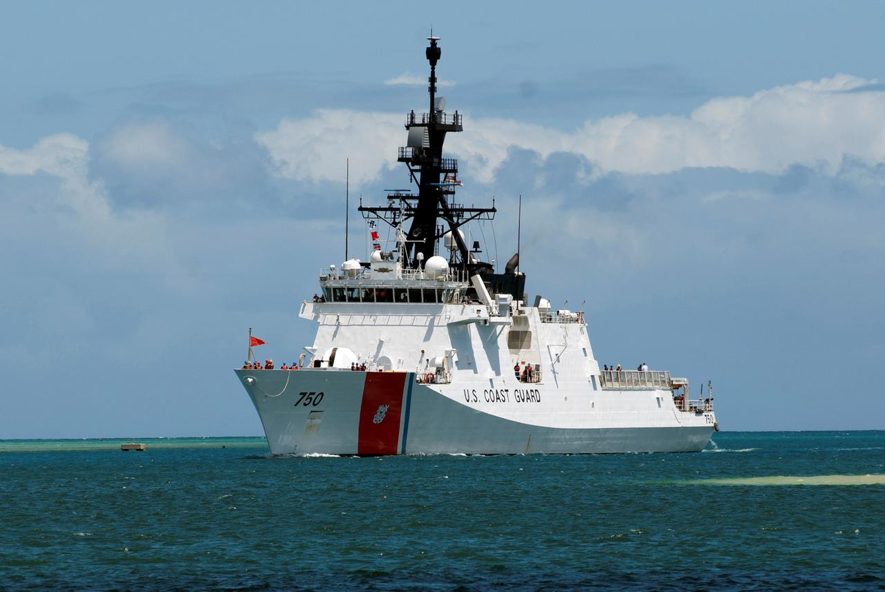 Vệ binh duyên hải Hoa Kỳ tăng cường hiện diện tại Biển Đông