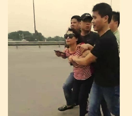 Công an Sóc Sơn lại bắt giữ nhà hoạt động chống BOT bẩn Huệ Như