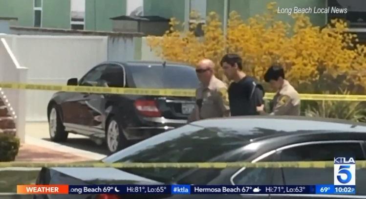 Nghi can bắn cảnh sát tại Alhambra có liên quan đến một vụ nổ súng chết người khác ở LA