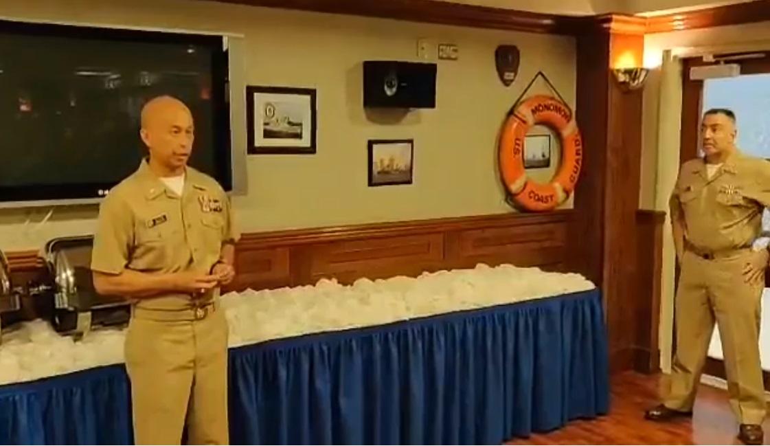 Ông Anvy Nguyễn được thăng chức Trung Tá Hải Quân Hoa Kỳ