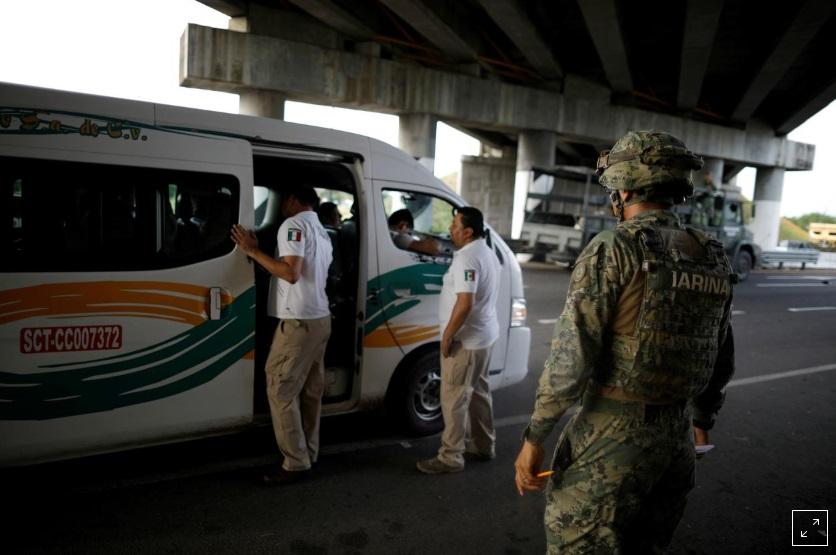 Chương trình tầm trú Hoa Kỳ-Mexico vẫn chưa được mở rộng toàn biên giới