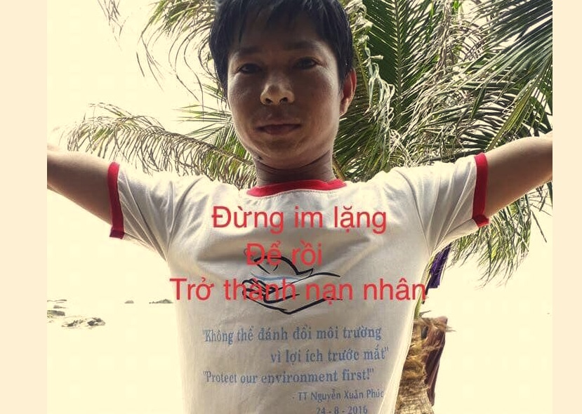Nhà hoạt động Trần Đình Châu được trả tự do sau nhiều giờ bị câu lưu