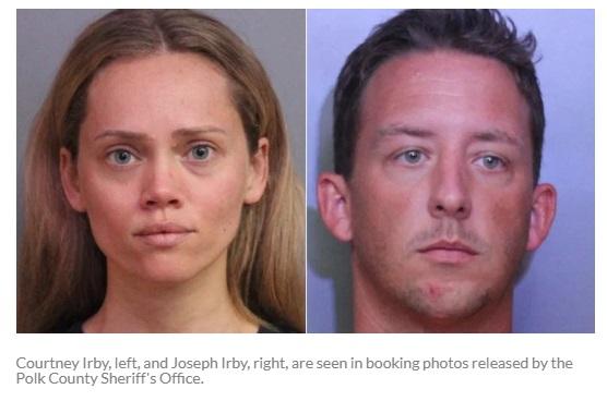 Một phụ nữ Florida bị truy tố vì giao nộp súng của người chồng bạo hành