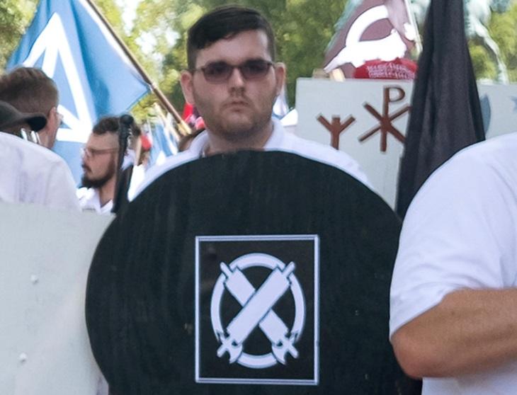 Nghi can đâm xe vào đám đông biểu tình ở Charlottesville nhận bản án chung thân