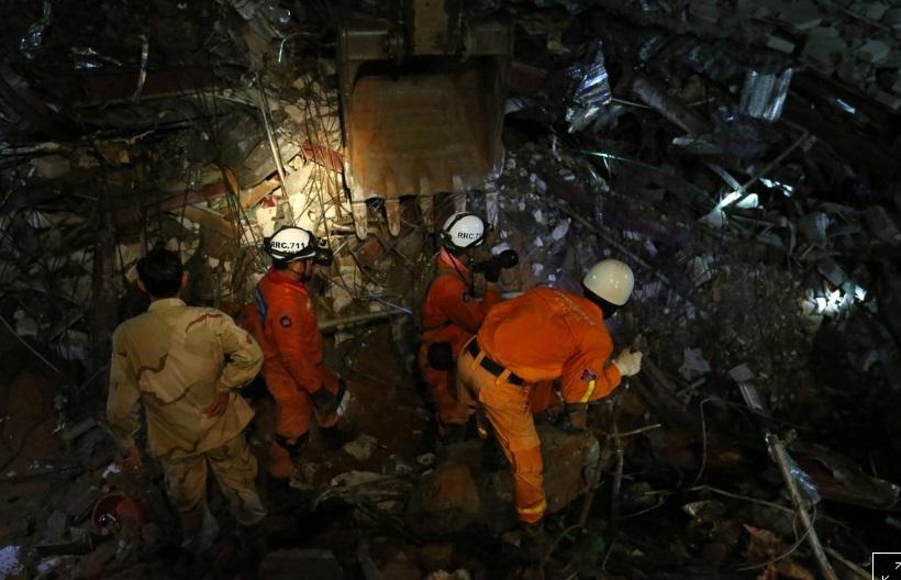 Cambodia buộc tội 5 người Trung Cộng liên quan đến vụ sập nhà khiến 28 người thiệt mạng