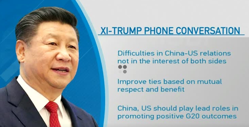 Tổng thống Trump và chủ tịch Tập sẽ gặp nhau bên lề hội nghị G20