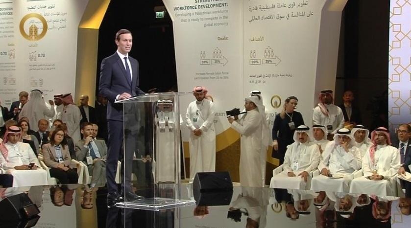 Jared Kushner giới thiệu kế hoạch hòa bình Trung Đông- Palestine & Isarel không tham dự