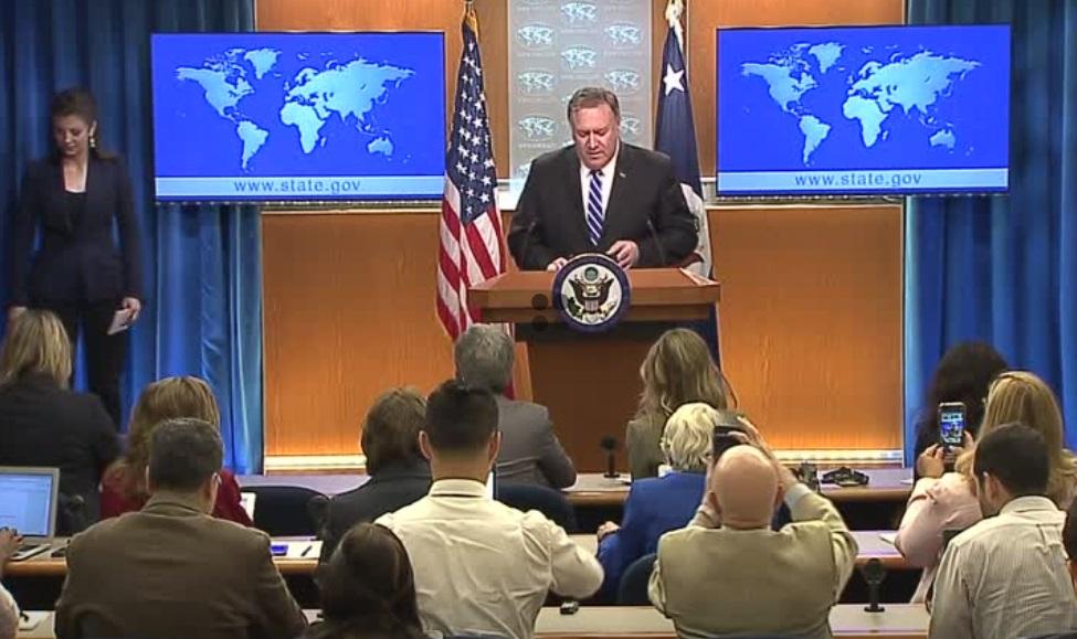 Hoa kỳ cân nhắc tất cả lựa chọn với Iran, bao gồm khả năng tấn công quân sự