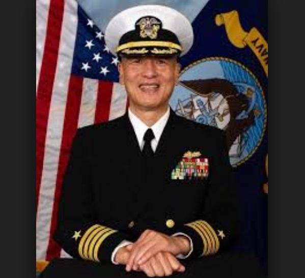 Đại tá hải quân gốc Việt được đề nghị thăng cấp phó đề đốc
