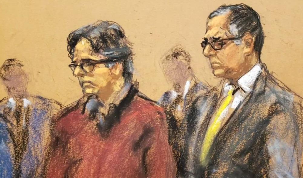 Lãnh đạo giáo phái NXIVM bị kết tội trong vụ kiện về buôn bán tình dục