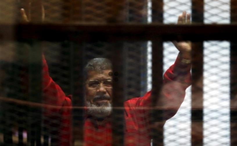 Cựu tổng thống Morsi của Ai Cập đột tử tại tòa án