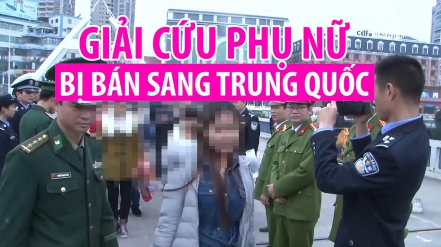 Trung Cộng giải cứu 1,100 phụ nữ Đông Nam Á bị bán làm vợ