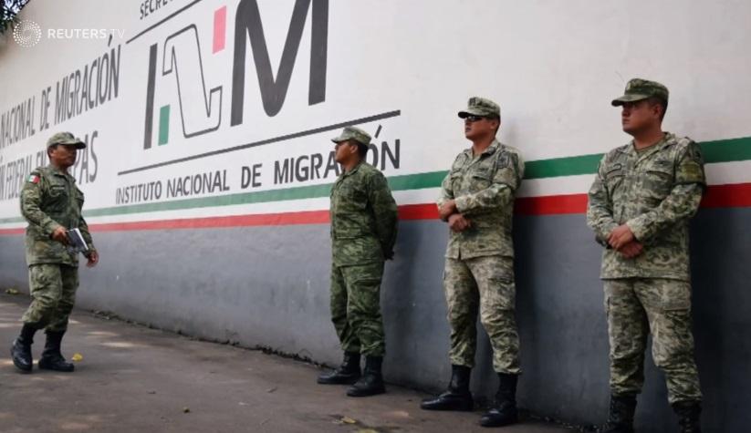 Ngoại trưởng Mexico: vệ binh quốc gia sẽ được điều động đến biên giới phía nam
