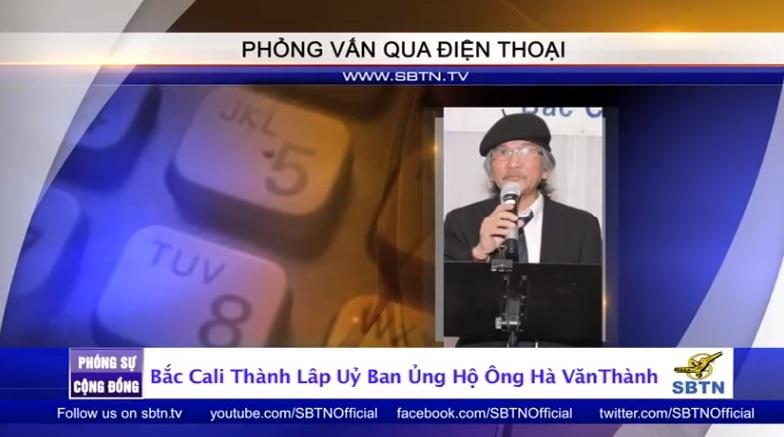 Bốn Dân Biểu Hoa Kỳ yêu cầu lập tức ngưng trục xuất nhà hoạt động Hà Văn Thành