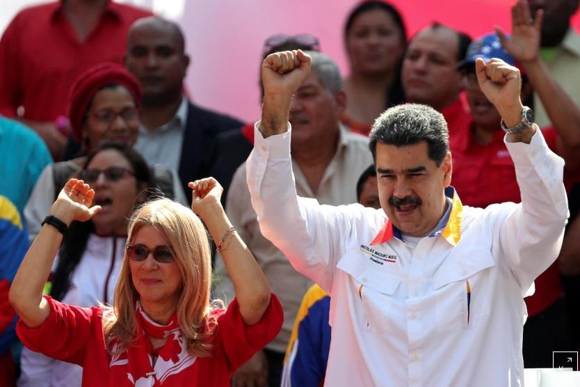 Tổng thống Trump quyết tâm thực hiện  chiến dịch lật đổ tổng thống Nicolas Maduro