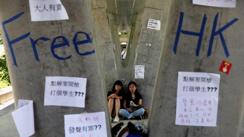 Những người ủng hộ dự luật dẫn độ Hồng Kông đã bắt đầu thay đổi lập trường