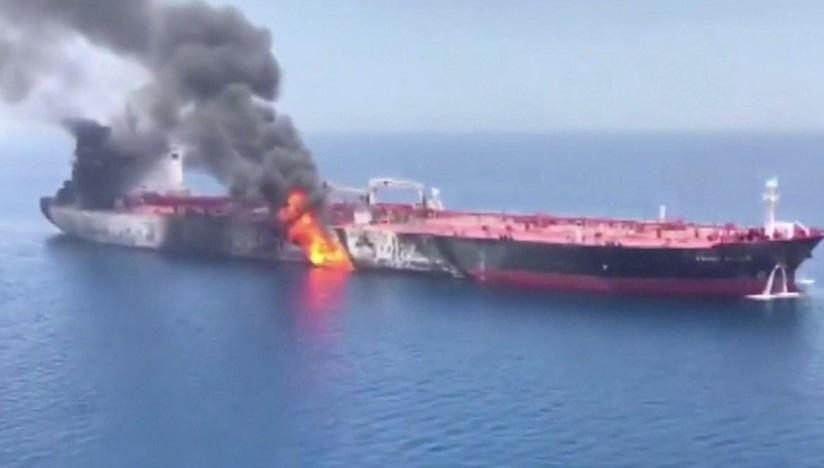 Tổng thống Trump khẳng định Iran đứng sau các vụ tấn công tàu chở dầu