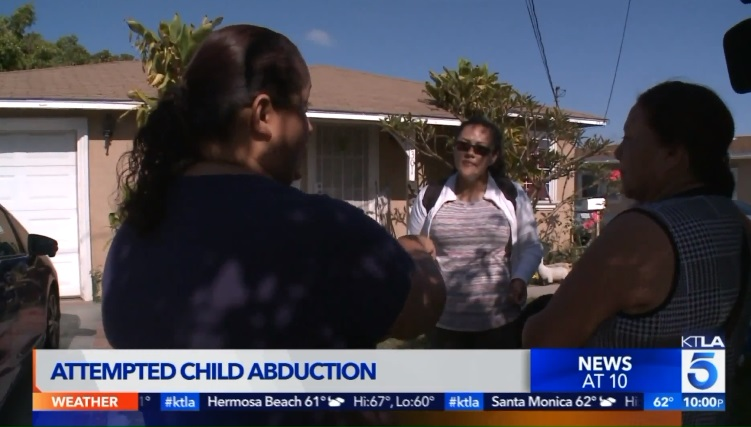 Điều tra âm mưu bắt cóc trẻ em sau khi một phụ nữ giả nhân viên xã hội Santa Ana
