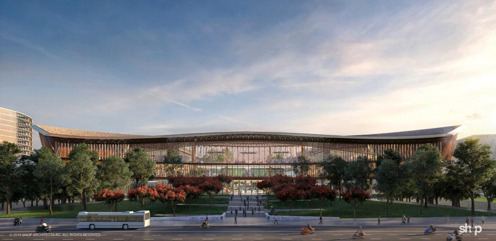 Công ty Shop Architects tiến hành xây dựng ngôi trường đại học tại Việt Nam