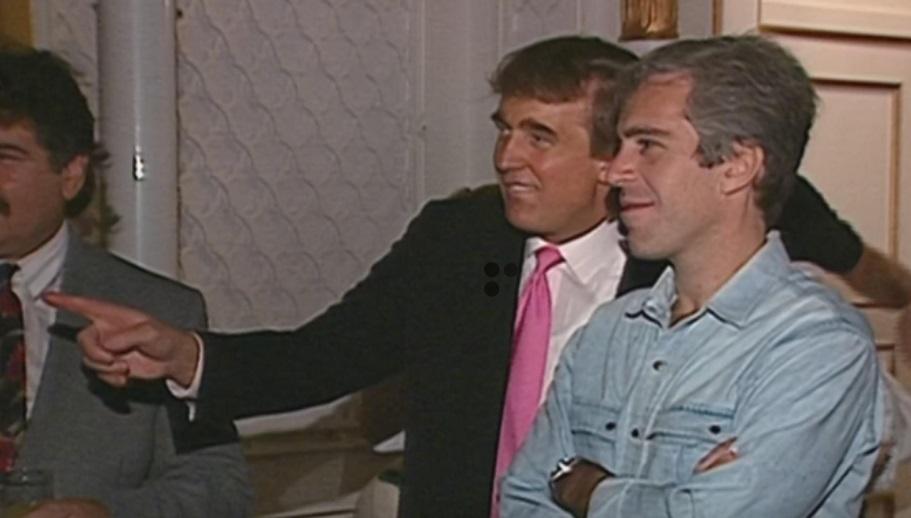 Video tỉ phú Trump và Jeffrey Epstein trò chuyện về phụ nữ ở Mar-A-Lago năm 1992