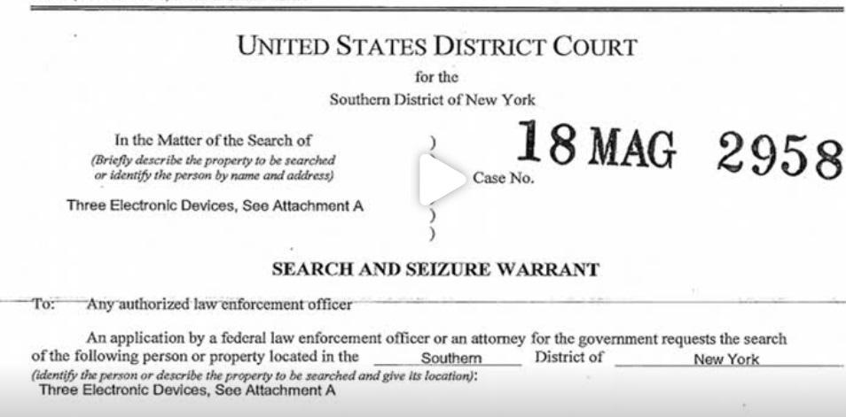 FBI tiết lộ tổng thống Trump tham gia thỏa thuận trả tiền cho tài tử phim người lớn Stormy Daniels